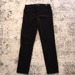 Old Navy Velvet Pixie Pant - 4 Tall